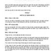 Luật Tiêu chuẩn và quy chuẩn kỹ thuật 2006 68/2006/QH11