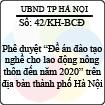 Kế hoạch 42/KH-BCĐ