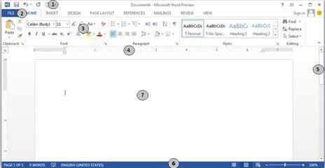 Giới thiệu Microsoft Word 2013