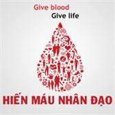 Mẫu đơn hiến máu nhân đạo