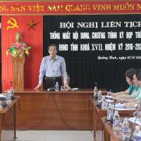 Hướng dẫn 1138/HD-UBTVQH13 về nội dung tổ chức kỳ họp thứ nhất của Hội đồng nhân dân các cấp