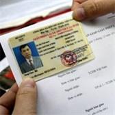 Đơn đề nghị đổi cấp lại giấy phép lái xe