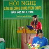Bài diễn văn khai mạc hội nghị công nhân viên chức 2021