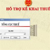 Tài liệu hướng dẫn sử dụng phần mềm hỗ trợ kê khai thuế HTKK 4.5.6