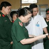 Hồ sơ hưởng chế độ ốm đau đối với NLĐ thuộc Bộ Quốc phòng