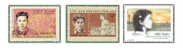 Câu hỏi cuộc thi sưu tập và tìm hiểu tem bưu chính năm 2017