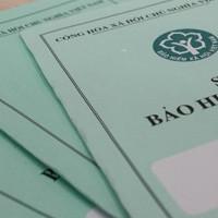 Quyết định 595/QĐ-BHXH về quy trình thu và quản lý sổ BHXH, thẻ BHYT