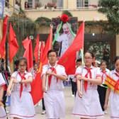 Mẫu đơn xin vào Đội thiếu niên tiền phong Hồ Chí Minh