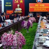Quy định 86-QĐ/TW về giám sát trong Đảng