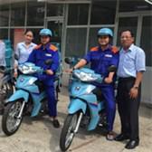 Mã số cấp đăng ký xe máy chuyên dùng
