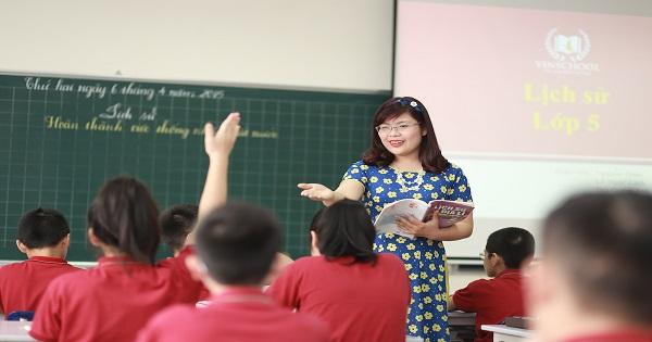 Chế độ lương tập sự với giáo viên tiểu học