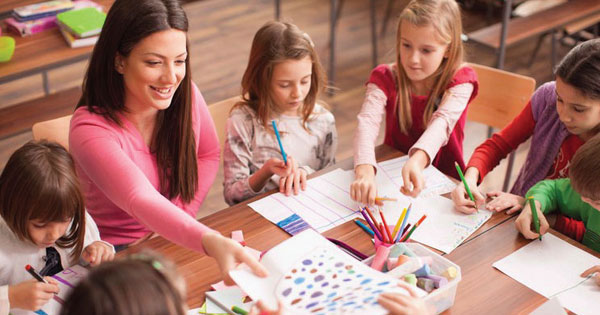 Chế độ hỗ trợ tiền trực trưa cho giáo viên