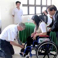Mẫu tờ khai hộ gia đình có người khuyết tật
