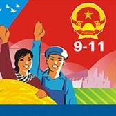 Kịch bản tổ chức ngày Pháp luật Việt Nam