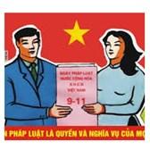 Bài tuyên truyền ngày pháp luật Việt Nam