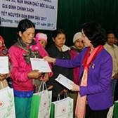 Lời dẫn chương trình tặng quà cho người nghèo