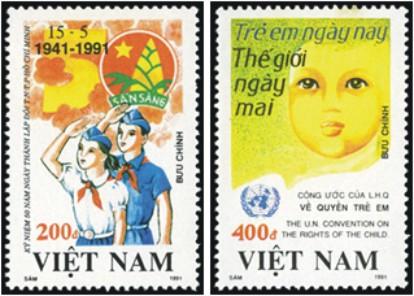 Tìm hiểu về tem bưu chính 2019