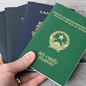 Thủ tục tách con ra khỏi hộ chiếu cha mẹ