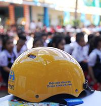 Em sẽ làm gì để nâng cao ý thức chấp hành quy định đội mũ bảo hiểm
