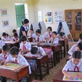 Tiêu chuẩn đánh giá trường tiểu học 2021