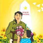 Bài phát biểu nhân ngày Thương binh - Liệt sỹ 27/7