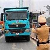 Mức phạt xe quá tải 2020