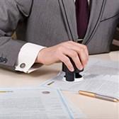 Cách ký tên đóng dấu đúng cách theo Nghị định 30 2020