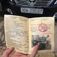 Thủ tục đăng kiểm xe ô tô mới nhất