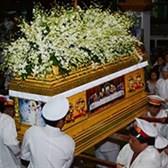 Hướng dẫn tổ chức tang lễ phòng chống Covid