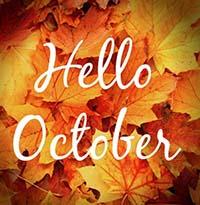 Lời chúc tháng 10, lời chúc đầu tháng hay và ý nghĩa