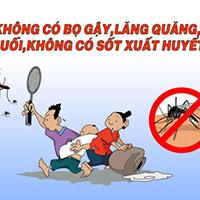 Bài tuyên truyền về phòng chống bệnh sốt xuất huyết
