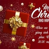Mẫu thư mời tham dự tiệc Giáng sinh
