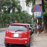Mức phạt đối với ô tô đi vào đường cấm theo giờ năm 2021