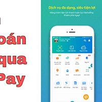 Hướng dẫn thanh toán học phí qua Viettel Pay