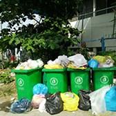 Chính thức thu phí rác thải sinh hoạt theo khối lượng