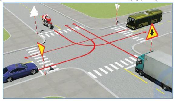 Đáp án an toàn giao thông cho nụ cười ngày mai 2021