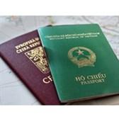 Thủ tục cấp hộ chiếu cho người nước ngoài 2021