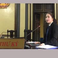 Điều kiện trở thành Thư ký Tòa án 2021