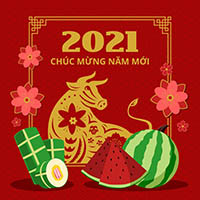 Cách bày mâm ngũ quả ngày Tết Tân Sửu 2021