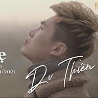 Lời bài hát Thà Khóc Lên Cho Nhẹ Lòng - Du Thiên