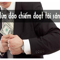 Thủ tục khởi kiện lừa đảo chiếm đoạt tài sản 2021
