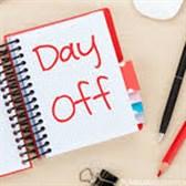 Cách tính số ngày nghỉ hàng năm của người lao động