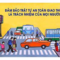 Kế hoạch giảng dạy an toàn giao thông THCS