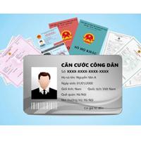 Làm thẻ căn cước công dân 2021 mất bao lâu?