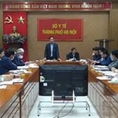 Sở Y tế Hà Nội yêu cầu kích hoạt hệ thống phòng chống dịch Covid-19 ở mức cao nhất