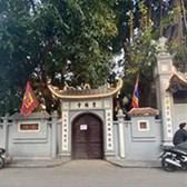 Hà Nội: Tạm dừng đón khách tại khu di tích, cơ sở tôn giáo