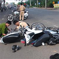 Bị tai nạn giao thông có được hưởng BHXH?