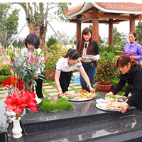 Văn khấn Tết Thanh Minh tại mộ