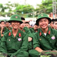 Đi nghĩa vụ quân sự có thể vào sĩ quan quân đội được không?