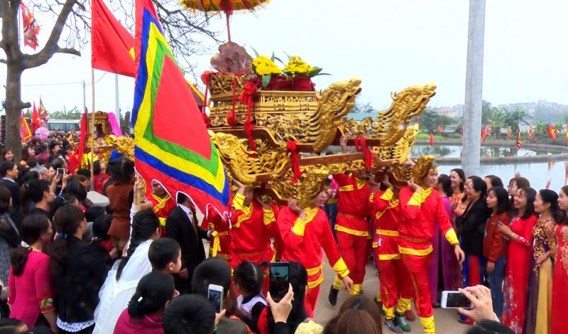Thuyết minh về lễ hội truyền thống